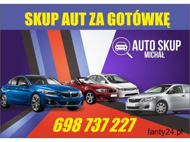 Skup Aut-Skup Samochodów #Otwock i okolice# Najwyższe CENY!